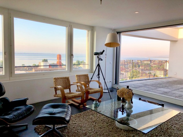 Magnifique appartement type « loft » 3 pièces, duplex, + de  30347352