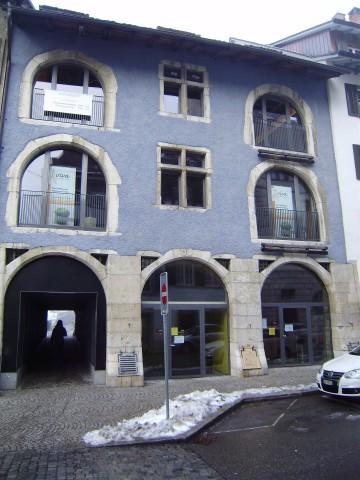 Zentral gelegene Wohn-/Atelier- oder Büroräume 21545055