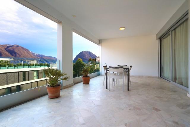 Elegante appartamento in zona centrale e esclusiva a Lugano 20794582