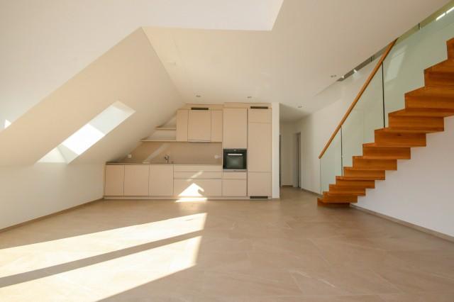 Küche Dachwohnung