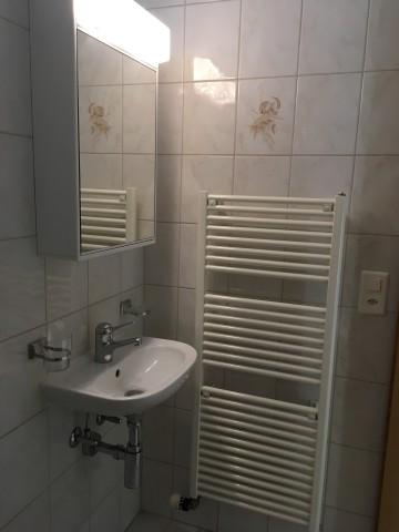 Separates WC / Dusche