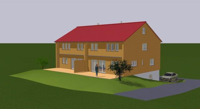 Haus an ruhiger Lage am Dorfrand mit prächtiger Aussicht 21090986