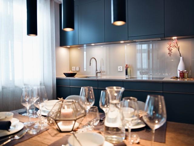 Stilvolle Wohnung mit grossem Glaserker 23635405