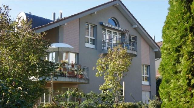 Per 1.4., elegante Dachwohnung mit Balkon in ruhiger, bevorz 31785622