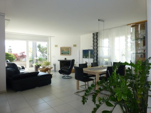 Grosszügige Terrassen-Wohnung mit fantastischer Panoramasich 24412671