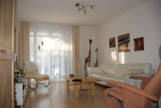 Zentral und hell wohnen mit Gartenoase und zusätzlichem Hobb 31848578
