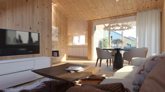 Schöne Dachwohnung in Stans 31519726