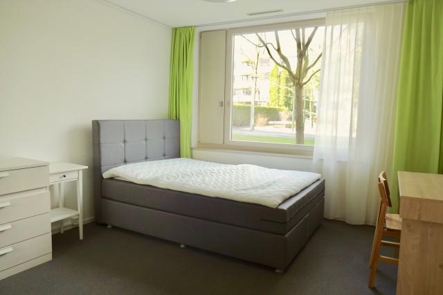Helles und stilvoll möbliertes Zimmer in schönem Neubau 25202004