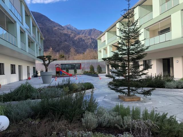 Primo noleggio: Nuovo bellissimo 2 1/2 locali a Maggia (Parc 32303923