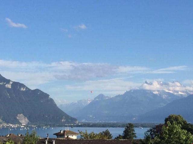 Jolie duplex avec vue sur lac dans les hauts de Vevey 31580681
