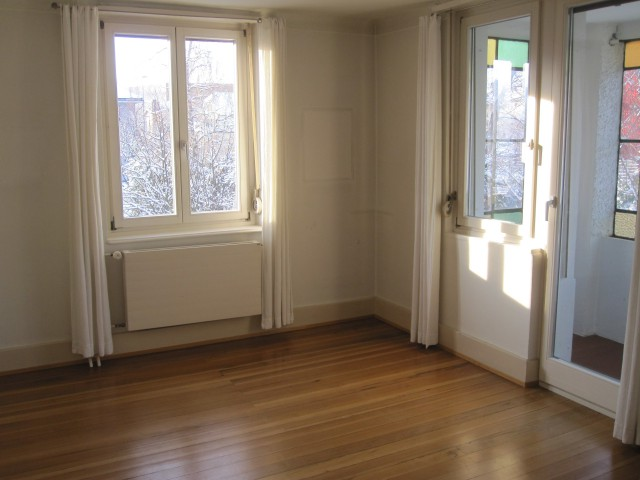 Wohnzimmer (mit Wintergartnen)