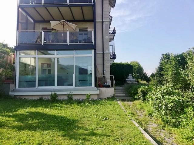 Schöne 2.5 Zimmer Gartenwohnung mit Wintergarten 29946102