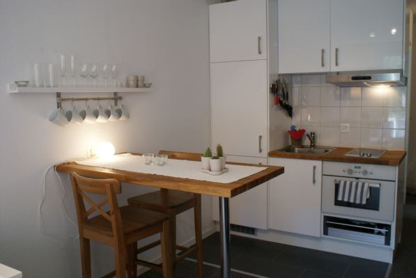 Beautiful apartment with balcony in top location in Engelber 31519196
