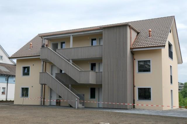 Altersgerechte 3.5 Zimmer-Attika Wohnung 23814476