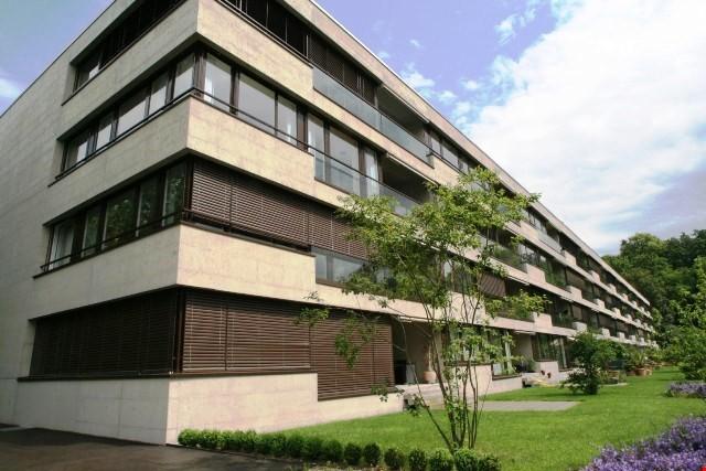 Wohnen im St. Alban-Tal exklusive 5.5-Zimmerwohnung mit Logg 20383026