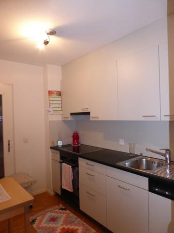 Küche mit V-Zug Geräten