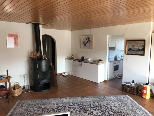 romantische grosse 2,5 Zimmer Dachwohnung mit Schwedenofen 26346733