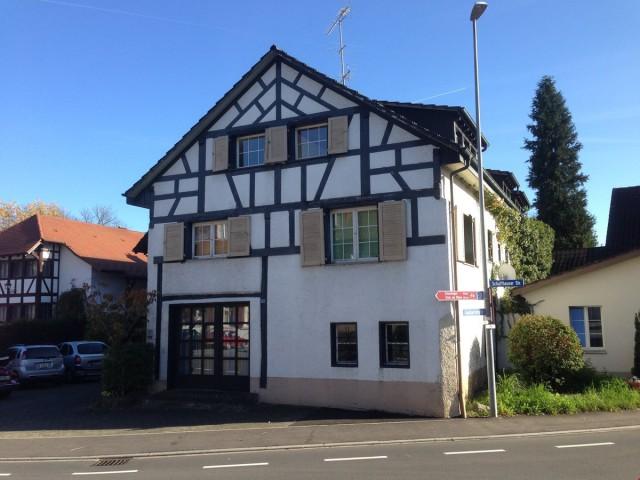 2-Zimmer-Wohnung an zentraler Lage in Büsingen bei Schaffhau 24501820