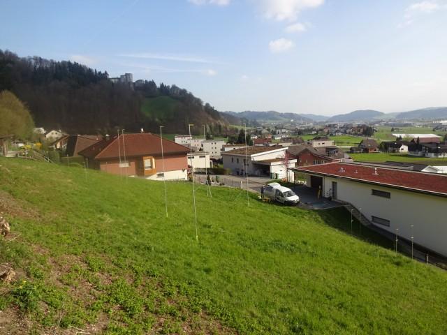 Einzigartige Parzelle (1'711 m2 Bauland) Nähe Zofingen 22016273