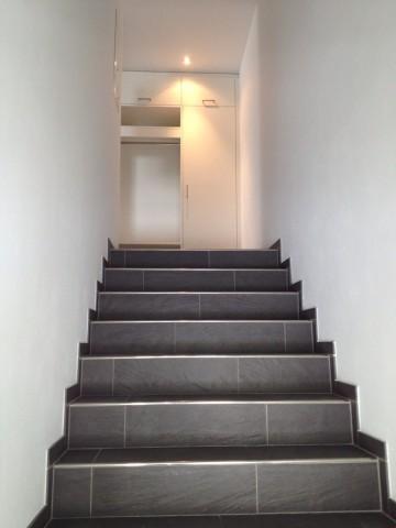 Aufgang Wohnung