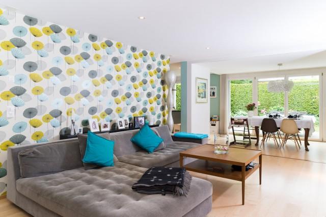 Traum Maisonette Gartenwohnung in Binningen 24512689
