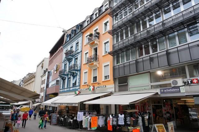 Hochwertige 3-Zimmer-Wohnung im Herzen von Basel 21238553