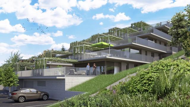 Exklusive Terrassenhäuser H7 27431457