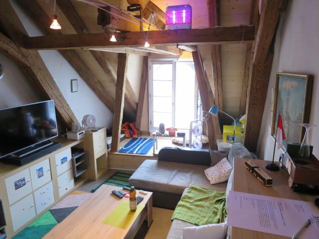 2.5 Zimmer-Dachwohnung 25971366
