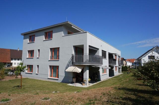 2 1/2-Zimmer-Attikawohnung - Seniorenwohnungen Wolfspark 31492736