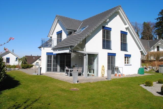 Ein Geheimtipp/ Modernes 6 1/2 Zi. Einfamilienhaus mit Weits 21277744