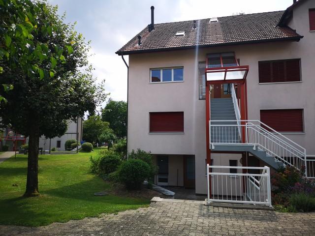 Top-Wohnung mit Reihenhauscharakter 29856453