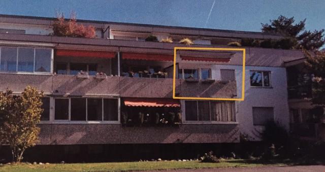 1.5-Zimmer-Wohnung mit Bastelraum und Autoeinstellplatz 22388994