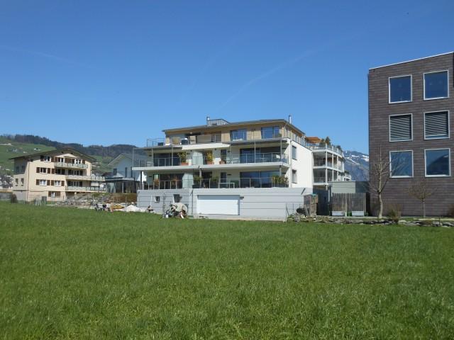 3 1/2-Zimmer-Dachwohnung mit grosser Terrasse 31099187