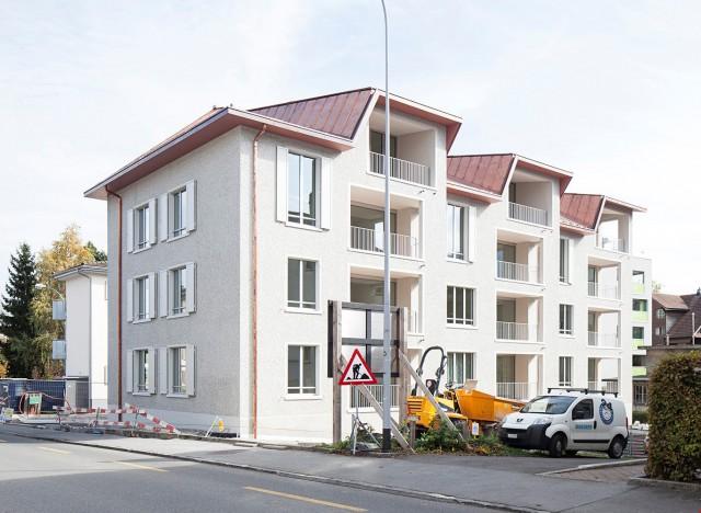 Attraktive Neubauwohnung in Stadtnähe 22055731