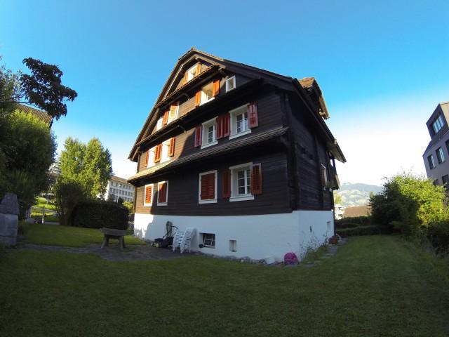 3 1/2-Zimmer-Dach-Maisonettewohnung 22104539