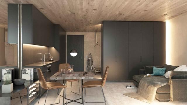 Moderne 2.5-Zimmer-Wohnung mit durchdachtem Wohnraum 31072535