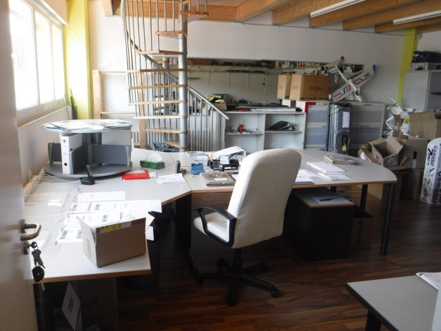 Moderne minergie Gewerbeliegenschaft ( Büro, Praxis, Fitness 20807495
