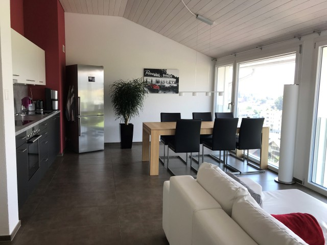 sonnige 3-Zi-Wohnung, Minergie, grosse Terrasse, top Bergsic 25921284
