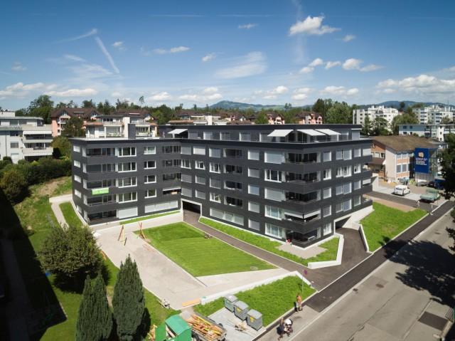 Neubau - Staffelmiete - die letzte 4.5-ZWG, 135 m2 23677115