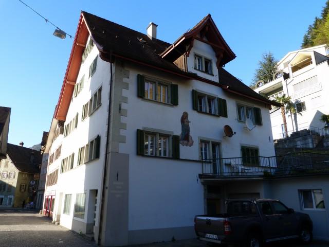 Moderne Altbauwohnung mit Gartensitzplatz 25414107