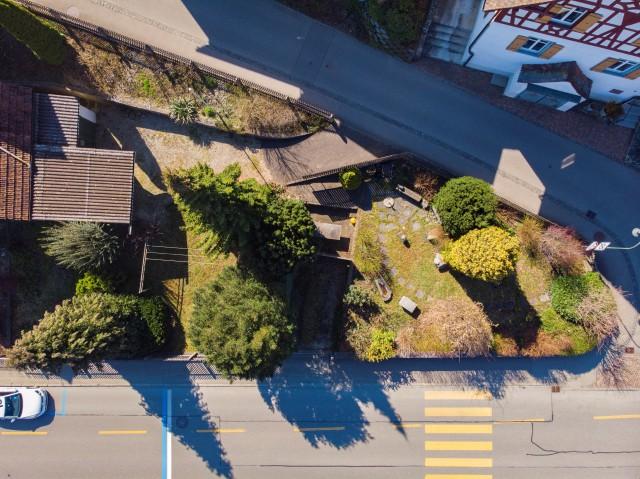 489 m2 Bauland und historisches Gebäude 28728855