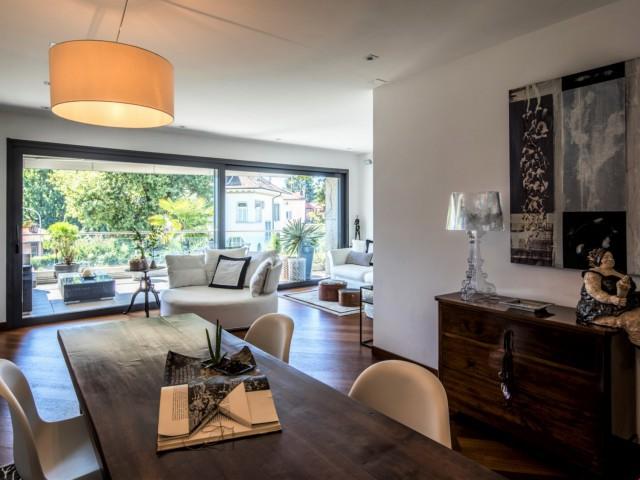 Raffinato e luminoso appartamento con ottime finiture 26279939