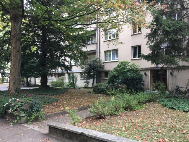 2-Zimmerwohnung Nähe Aeschenplatz 26253515