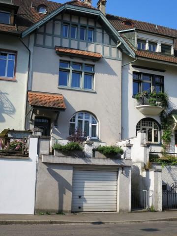 Im quirligen Grundeldingerquartier renovierte 3-Zimmerwohnun 31114752