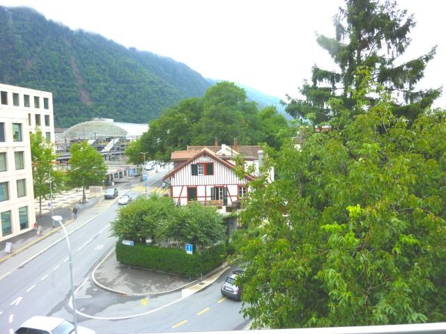 Charmante 4-Zimmer-Wohnung direkt beim Bahnhof Chur 24425922
