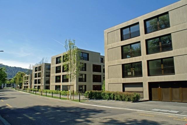 Wohnoase mitten in Zürich 27500679