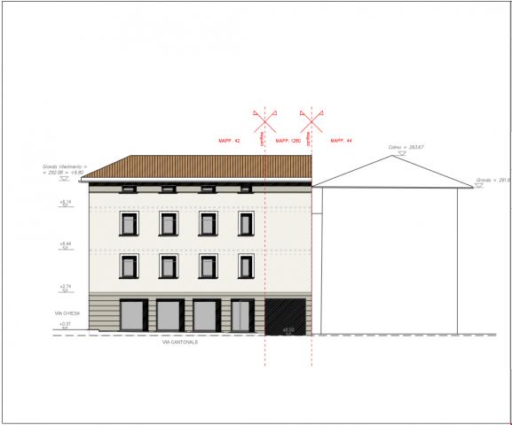 Sviluppo a reddito con progetto demolizione e nuova costruzi 27444896