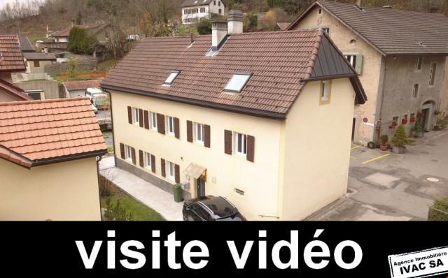 Maison de village de 6 pces à Noiraigue 22016566