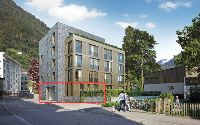 Gewerberaum 86m2 - an zentraler Lage in Altdorf 30700446