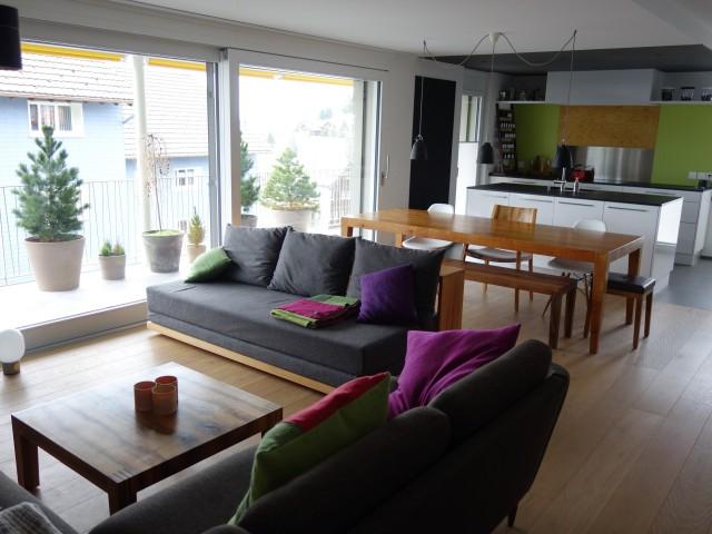 Moderne 5.5 Zimmer-Wohnung am Sonnenberg 23620930